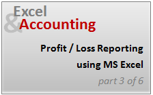 Adding Calculated Fields to Profit & Loss (P&L) Pivot Report