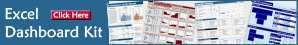 Excel Dashboard Kit