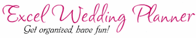 Download Excel Wedding Planner Today